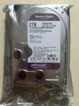 WD 2TB HDD