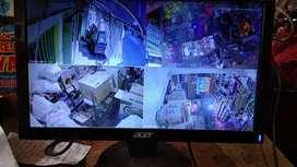 CCTV TERLENGKAP