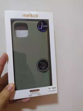 IPhone 11, pro max orignal leather case/cover by melkco