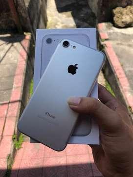 iPhone 7 128gb Original Fullset Muluss / No minus