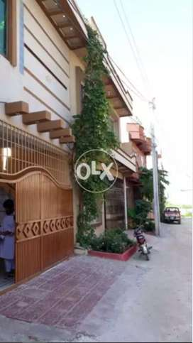 Very Beautiful Design Brand New 5 Marla house for sale