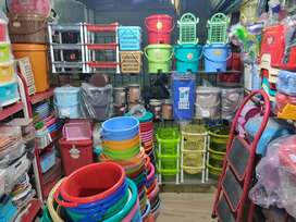 Sales & Marketing for Plastics household products