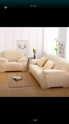 STRECHABLE SOFA COVER ON YOUR DOOR STEP FREE DELIVERY
