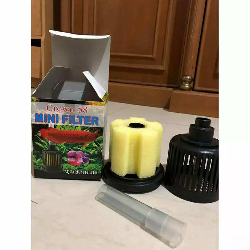 Mini filter aquarium 0