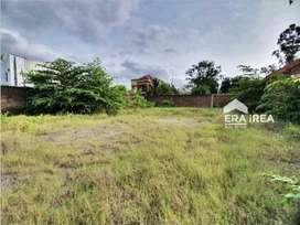 Tanah disewakan di Banjarsari, Surakarta