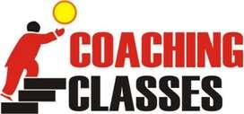 Coaching class from 1 to 8 class hindi medium.