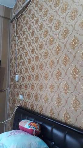 Wallpaper batik projek kom.bougenvill...promo gaes...