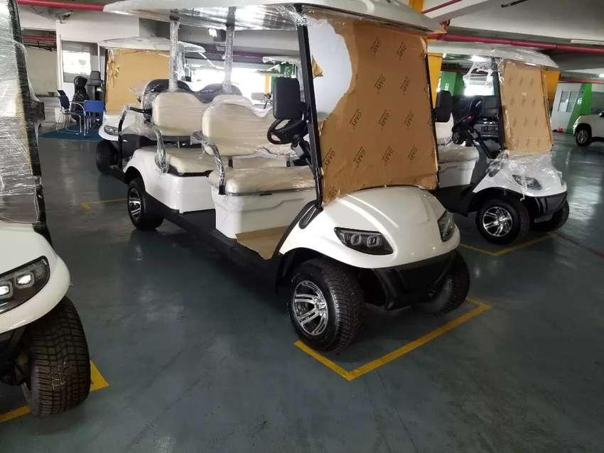 JUAL GOLF CAR BARU 4 SEATER 2020