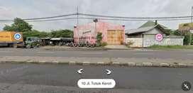 Disewakan Gudang Jl Ry Bypass Mojokerto