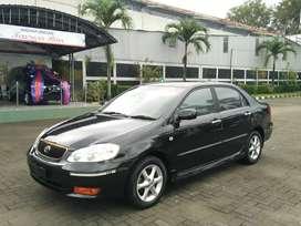 Altis 2003 tipe G seri limited