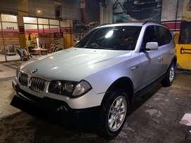 BMW X3 3.0 2004 SILVER MATIC BANDUNG
