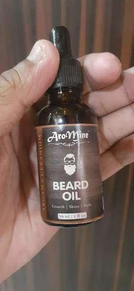 Aromine Beard growth oil 30ML