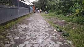 Tanah shm cocok buat hunian utara Jogja Bay Ngemplak Sleman Yogyakarta