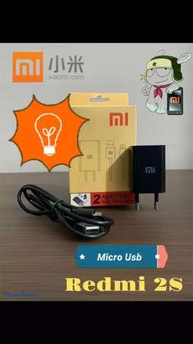 Charger Xiaomi Micro usb Kwalitas Biasa