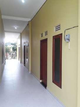 Rumah Kontrakan Baru 3 Pintu Nyaman