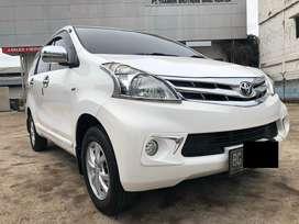 Toyota Avanza 2013 Tipe G(Mulus luar dalam pajak panjang)