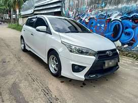 All new yaris s trd 2014 / 2015 matic bs tt jazz rs