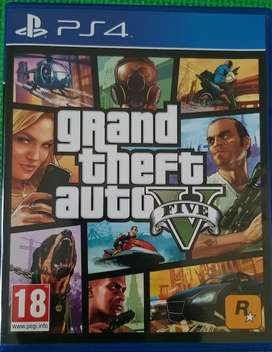 JY - BD GTA V PS4 Reg 2