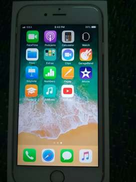 Apple iPhone 6s 64gb in excellent condition with 6 months warranty