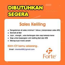 Lowongan Kerja Sales