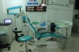 Running Dental clinic for sale/Lease