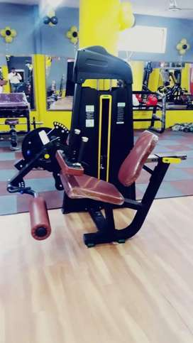 Hollister gym setup manufacturing