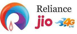 urgent requirement in reliance jio company