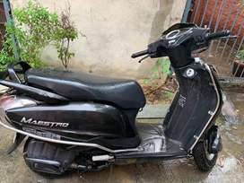 Best condition scooty ready to sell