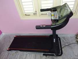 Treadmill 3 month old with v-guard heavy duty voltage stabilizer