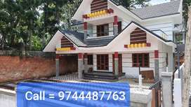 #New  #Beautiful #House For #Sale ,12 cent ,#Ettumanoor  Town ,