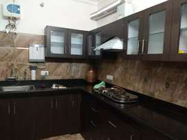 4 Rooms (2 Bedroom,1 Lobby,1 Drawing)House with semi Furnished Rooms