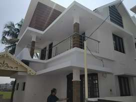 Gated community villa at kurlad near infopark kakkanad at 75 lakhs