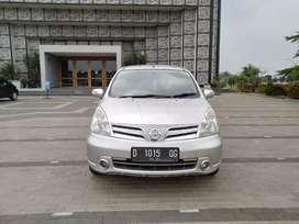Promo Abis dp 14 Juta Nissan GrandLivina Ultimate 1,5 Automatic 2012