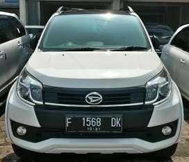 Daihatsu Terios R Custom Manual 2016 Putih LOW KM