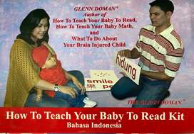 Glenn Doman Flash Cards Bahasa Indonesia