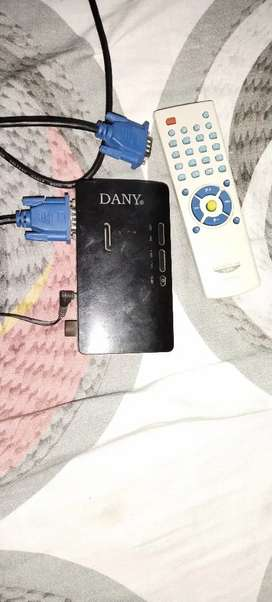 Lcd Dany device