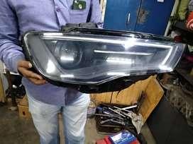 Audi A3, A6 & BMW F10, F30 headlights