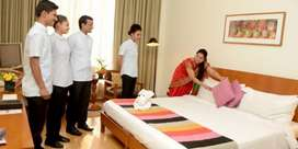 Housekeeping / helpers hotel job