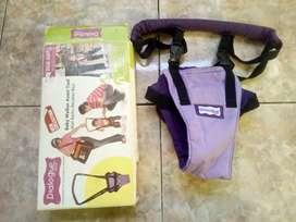 Dialogue baby walker assist tool/ alat bantu jalan bayi/anak