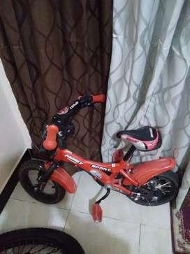 Dijual sepeda anak roda dua