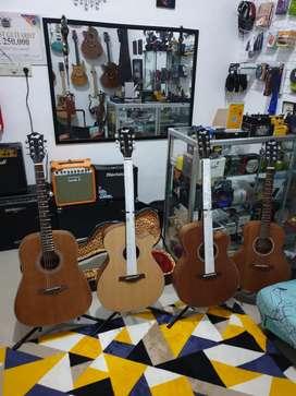 Gitar Akustik dan Elektrik