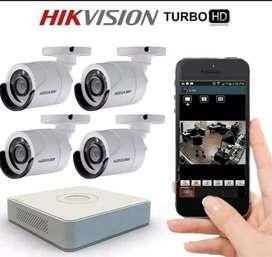 Kamera cctv gambar jernih kualitas HD dg harga yg sangat terjangkau.