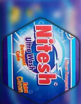 Nitesh Ultra Wash Detergent Powder & Cake