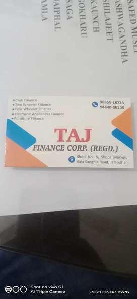 Taj finance