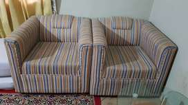 Sofa set 5 seater for sale ..