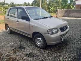 Maruti Suzuki Alto LXi, 2005