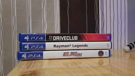Bd ps4 nfs driveclub rayman