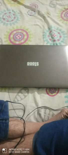 Laptop imported coure I3 4/500