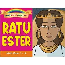 Buku RATU ESTER