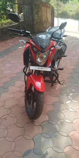 Honda CB Hornet 160 R Bike